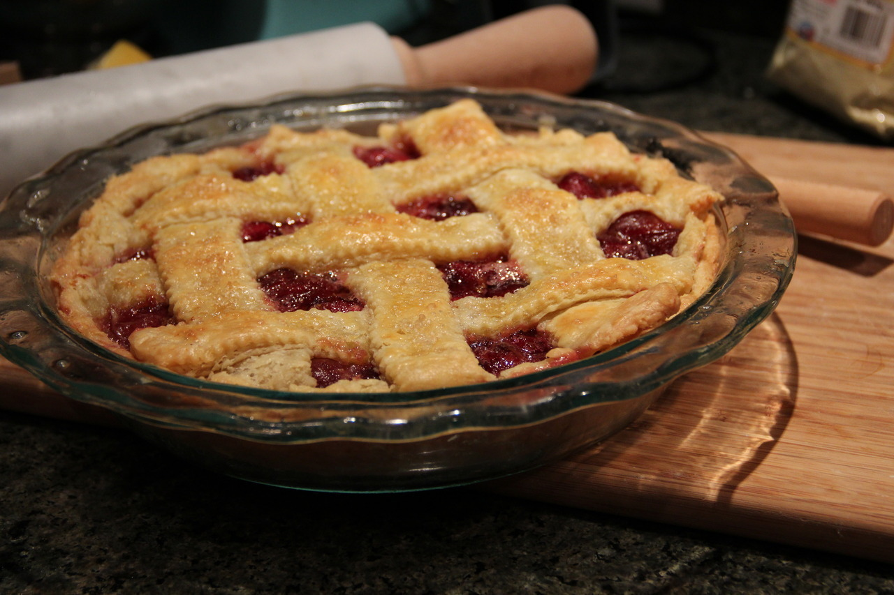 Organic made-from-scratch pie perfect for first timers from Amy Morgenstern on Zaarly